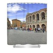 Verona Shower Curtain by Joana Kruse