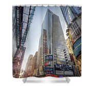 7th Street Nyc  Shower Curtain