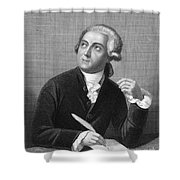 Antoine Laurent Lavoisier Shower Curtain