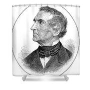 Baron Justus Von Liebig Shower Curtain