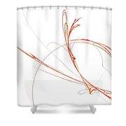 Fractal Shower Curtain