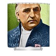 Jean-martin Charcot, French Neurologist Shower Curtain