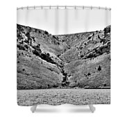 Kornati National Park Shower Curtain