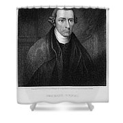 Patrick Henry (1736-1799) Shower Curtain