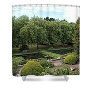 St Fagans Museum Shower Curtain