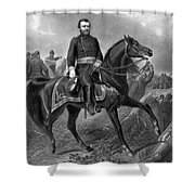 Ulysses S Grant 18th American Shower Curtain