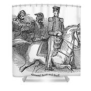 Winfield Scott (1786-1866) Shower Curtain by Granger