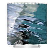 You Are The Ocean And I Am Drowning Shower Curtain