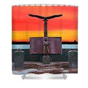 9-11  West Orange Nj Shower Curtain