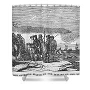 Henry Hudson (d. 1611) Shower Curtain