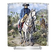 Napoleon I (1769-1821) Shower Curtain