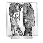 Presidential Campaign, 1904 Shower Curtain by Granger