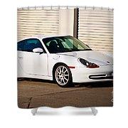 911 Porsche 996 6 Shower Curtain