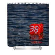 98 Shower Curtain