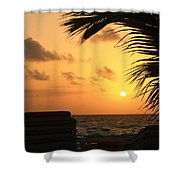 A Beautiful Morning Shower Curtain
