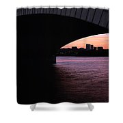 A Bridge To Rossalyn Shower Curtain