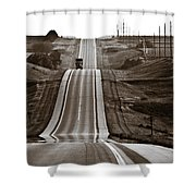 A Country Mile 2 Shower Curtain