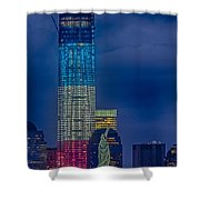 A Look At Freedom Shower Curtain