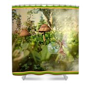 A Magical Place Shower Curtain