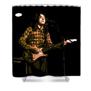 A Million Blue Miles Away 3 Shower Curtain
