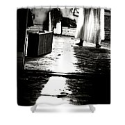 A New Look Shower Curtain