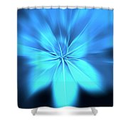 A New Star Is Born Shower Curtain