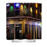 A Night In The French Quarter Shower Curtain