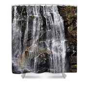 A Piece Of Whitewater Falls Shower Curtain