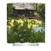 A Place Of Rest Shower Curtain