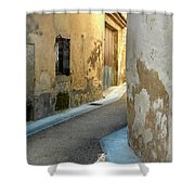 A Sidestreet In Provence Shower Curtain