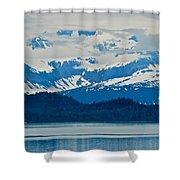 A Slice Of Alaska Shower Curtain