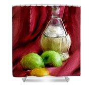 A Still Life Shower Curtain