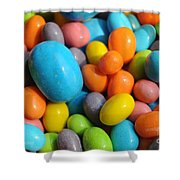 A Taste Of Color Shower Curtain