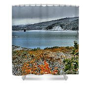 A Taste Of Winter Shower Curtain