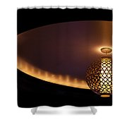 A Touch Of Mood Shower Curtain