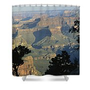 A View Of The Grand Canyon Shower Curtain