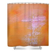 A View Of The Line Shower Curtain