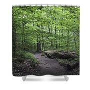 A Walk In The Catskills Shower Curtain