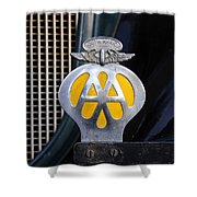Aaa South Africa Shower Curtain