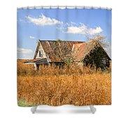 Abandoned Farmhouse 7 Shower Curtain