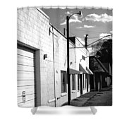 Abandoned Small Town Usa Shower Curtain