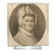 Abigail Adams Shower Curtain
