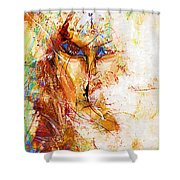 Abs 0062 Shower Curtain