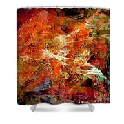 Abs 0251 Shower Curtain