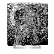 Abs 0284 Shower Curtain