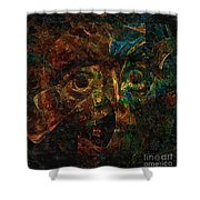 Abs 0364 Shower Curtain