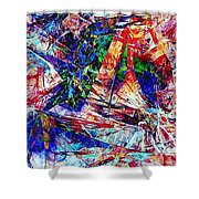 Abs 0386 Shower Curtain