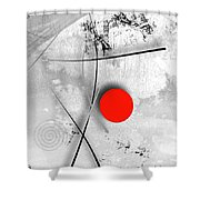 Abs 0436 Shower Curtain