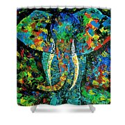 Abs 0438 Shower Curtain