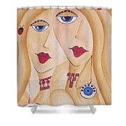 Abs 04559 Shower Curtain